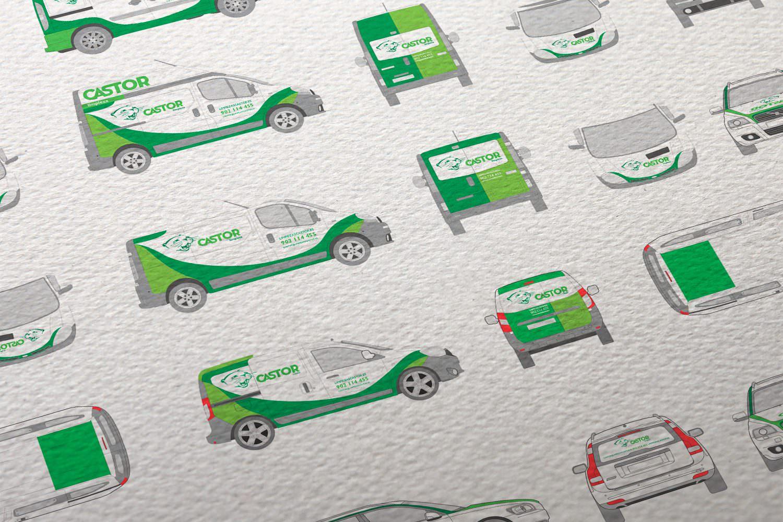 Flota vehículos